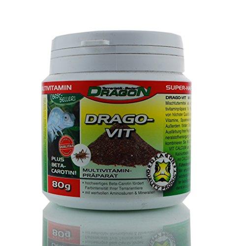 Dragon - DRAGO-VIT Multivitamin 80g - 80 Multivitamine