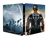 Elysium (Steelbook- Edizione Limitata) (Blu-Ray + DVD) [Italia] [Blu-ray]