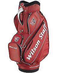 2015 Wilson Staff Pro Tour Panier Sac Chariot Hommes Sac de Golf 6-Way Diviseur