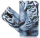 Leagoo S8 Handy Tasche, FoneExpert® Wallet Case Flip Cover Hüllen Etui Hülle Ledertasche Lederhülle Schutzhülle Für Leagoo S8