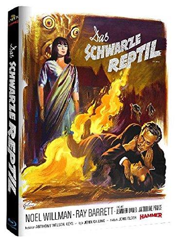 Das schwarze Reptil - Hammer Edition [Blu-ray] [Limited Edition]