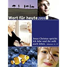 Wort für heute, Großdruck, Abreißkalender 2010: Kalender mit biblischen Betrachtungen für alle Tage des Jahres