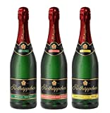 Rotkäppchen Flaschengärung Mix-Set 1 Flasche Rotkäppchen Chardonnay Extra Trocken 0,75 l 12 % vol.,1 Flasche Rotkäppchen Spätburgunder Rose Trocken 0,75 l 12 % vol.,1 Flasche Rotkäppchen Riesling Trocken 0,75 l 12,5 % vol.
