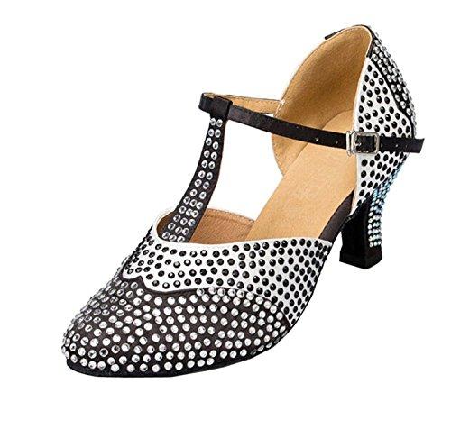 Minitoo Dance Shoes DamenKristallen Satin Kaufen OnlineShop