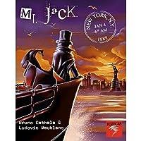 Asmodee - Mr. Jack Nueva York (ADE0MRJ03ML)