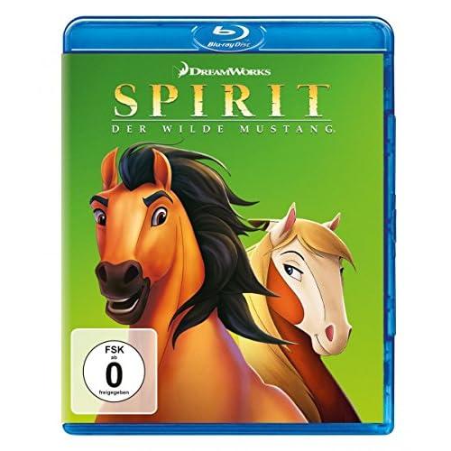 Spirit - Der wilde Mustang [Alemania] [Blu-ray] 4