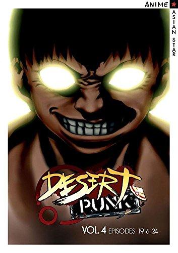 Desert Punk - Volume 4 - 3 DVD