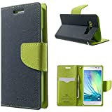 Mercury Flip Cover For SAMSUNG GRAND PRIME / 4G - BLUE By AA(TM)