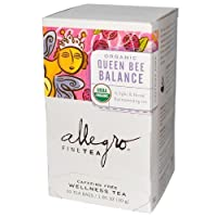 Allegro Queen Bee Balance, 20 Tea Bags