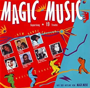 Magic music 1988 new dance edition music for Songs from 1988 uk