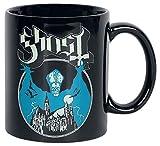 Taza de café Ghost Opus