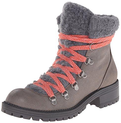 Madden Girl Bunt Boot Stone Multi