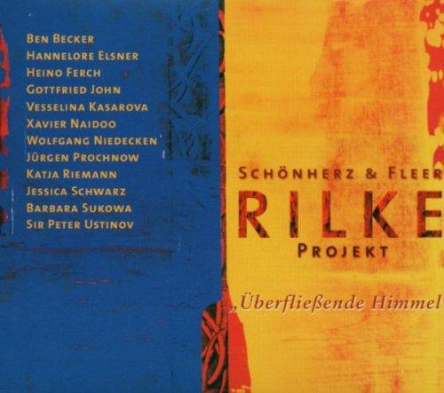 Rilke Projekt Vol. 3: Uberfliessende Himmel, Limit. Ed. 2006 mit Postkarten -