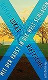 Mit der Faust in die Welt schlagen: Roman von Lukas Rietzschel