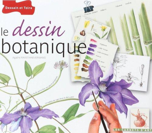 Le dessin botanique par  Agathe Ravet-Haevermans