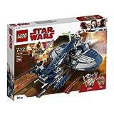 LEGO - 75199 - Star Wars - Jeu de Construction - Speeder de Combat du Général Grievous