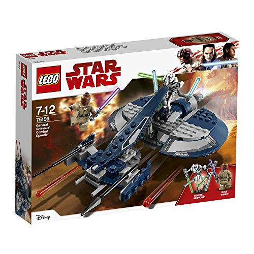 LEGO Star Wars General Grievous Combat Speeder 75199 Star Wars Spielzeug Gleiter