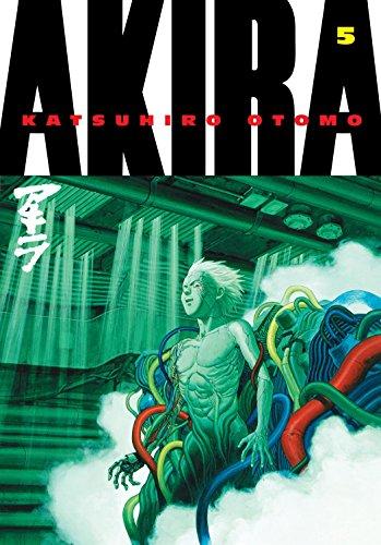 Akira Volume 5 por Katsuhiro Otomo