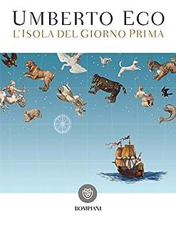 L'isola del giorno prima (I grandi tascabili) (Italian Edition)