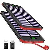 Best Iphone portátil 6 Cargadores - Power Bank 16000mAh VNOOKY Cargador Móvil Portátil Batería Review