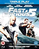 Fast & Furious 5 - (Blu-ray + DVD) [Region Free]