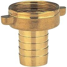 """Gardena 7144-20 Messing-Schlauchverschraubung 2-teilig, für 26,5 mm (G 3/4)-Gewinde/ 19 mm (3/4"""")-Schläuche"""