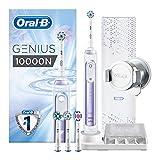 Oral-B Genius Orchid Purple Pro 10000 Şarj Edilebilir Diş Fırçası