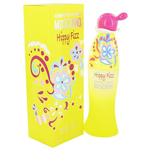 Moschino Moschino Hippy Fizz by Moschino Eau De Toilette Spray 3,4 oz/95 ml
