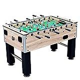 Tischkicker Indoor-Spieltisch Standard 8 Erwachsene Spielzeug großer Tisch Geschenke Einkaufszentrum Fußballmaschine 140 cm Fun-Sportarten