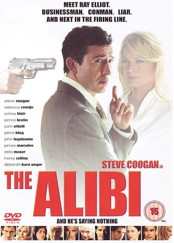 Alibi [DVD] by Steve Coogan
