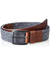 Lee Herren Gürtel Braided Webbing Belt