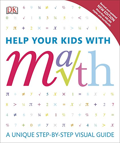 Help Your Kids with Math: A Unique Step-By-Step Visual Guide por Barry Lewis
