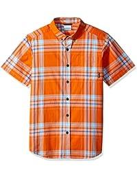 Columbia Camisa de manga corta para hombre 86c9d7b2081