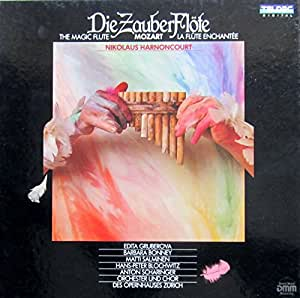 Mozart: Die Zauberflöte [Vinyl Schallplatte] [2 LP Box-Set]