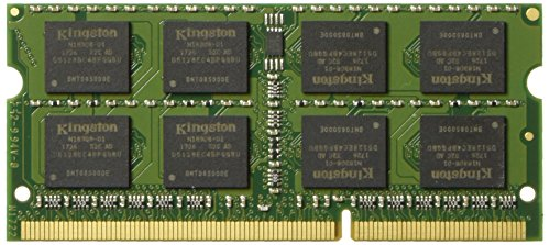 Kingston KVR16LS11/8 Arbeitsspeicher 8GB (DDR3L Non-ECC CL11 SODIMM 1,35V, 204-pin 1,5V) (8 Gb Ddr3-1600-notebook-ram)