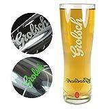 Tuff-Luv Grolsch Half Pint Beer Glass / Barware CE 236ml