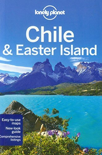 Portada del libro Lonely Planet Chile & Easter Island (Travel Guide) 9th edition by Kevin Raub, Jean-Bernard Carillet, Anja Mutic, Bridget Glees (2012) Paperback