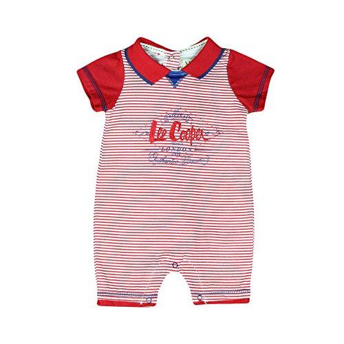 Lee Cooper - Barboteuse - bébé garçon - Rouge