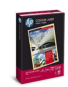 Hewlett-Packard CHP350 Laserpapier HPColourLaser 100 g/m², A4 500 Blatt weiß