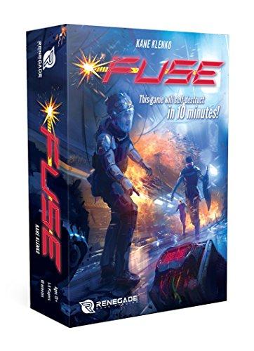 Time Fuse (Renegade Game Studios RGS00504 - Brettspiele, Fuse)