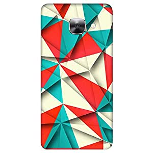 Bhishoom Printed Hard Back Case Cover for LeEco Le2 / Le2 Pro - Premium Quality Ultra Slim & Tough Protective Mobile Phone Case & Cover