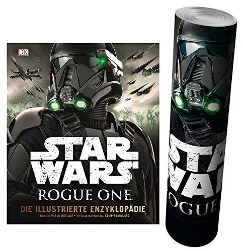 Lgo Star Wars Rogue One - Die illustrierte Enzyklopädie + Star Wars - Rogue One Poster