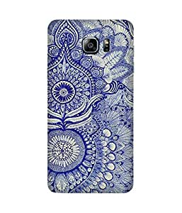 Blue Print Samsung Galaxy Note 5 Case