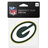 Wincraft Green Bay Packers Offizielles NFL 10,2x 10,2cm Aufkleber