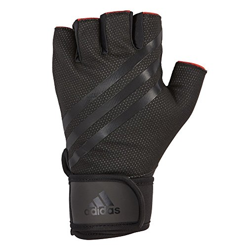 Adidas Elite Training Gloves Unisex Handschuh, Schwarz, M (Training Adidas)