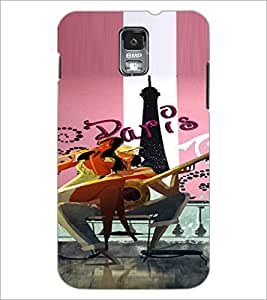 PrintDhaba Couple D-4894 Back Case Cover for SAMSUNG GALAXY S5 (Multi-Coloured)