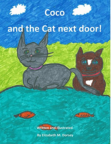 Coco and the Cat next door (English Edition) -