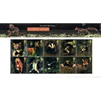 2004 Woodland Animals Stamps in Presentation pack by Royal Mail