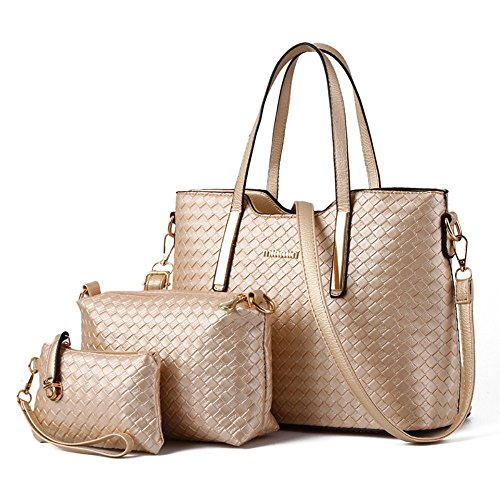 Damen Handtasche, Mode PU Lackle...