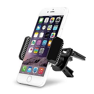 AVANTEK Auto Halterung KFZ Lüftungsschlitz Handyhalterung für iPhone Samsung Moto